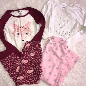 Girl's Pajama Bundle